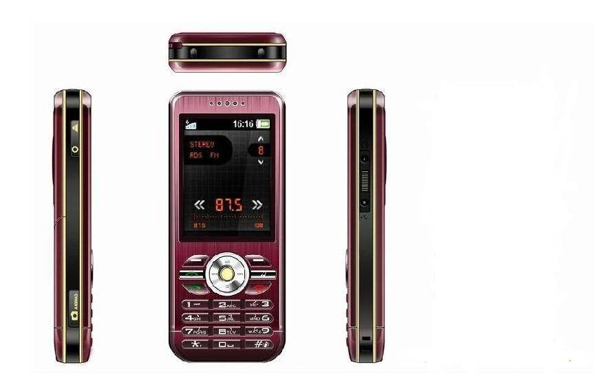 Low price quad band mobile phone N200