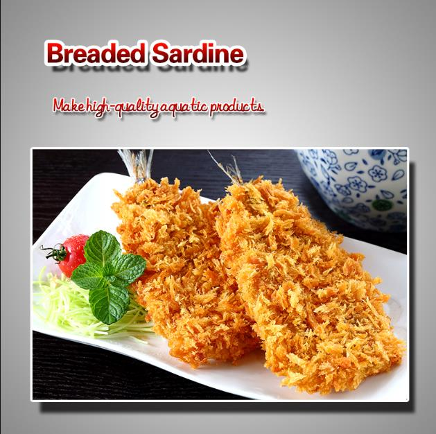 Breaded Sardine