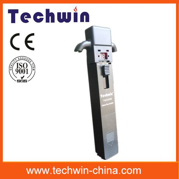 Techwin perfect handheld cable tester TW3306E live fiber identifier