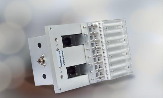 1-10 channel syringes pump module for auto analyzer
