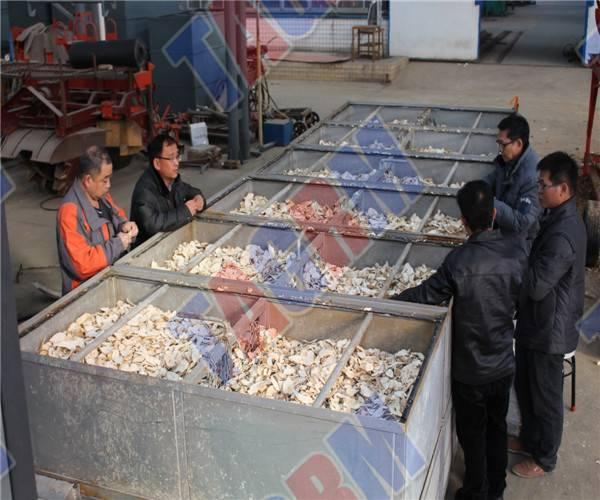 Excellent new process cassava drying line MSU-H6 cassava chips drying machine