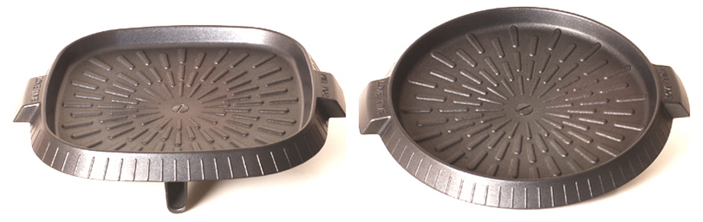 BBQ Grill Pan & Roaster for German market