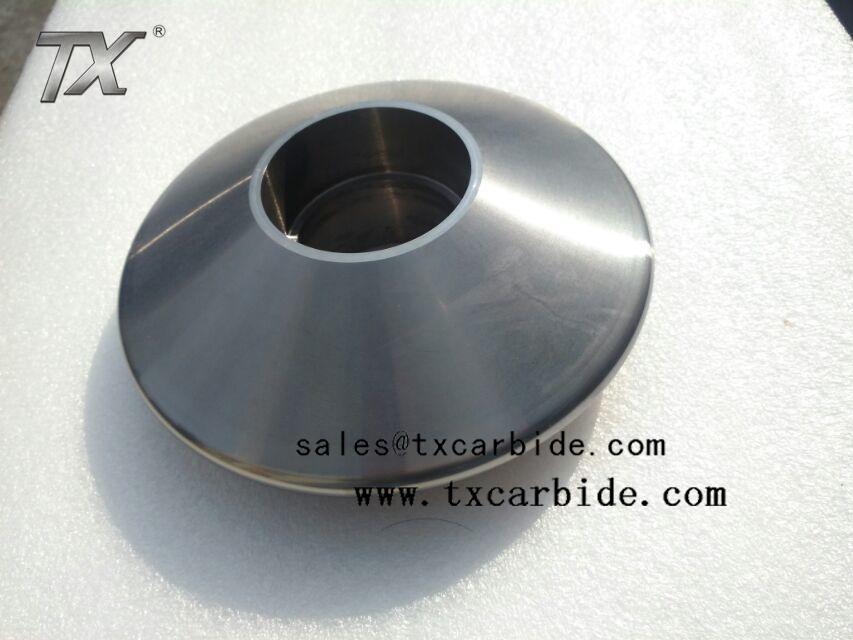 Tungsten Carbide Customized Pump Parts Auto Parts
