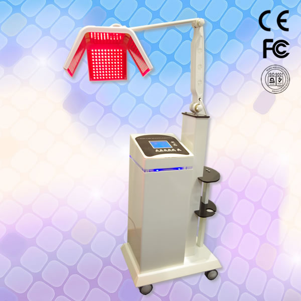 Laser hair regrowth therapy system