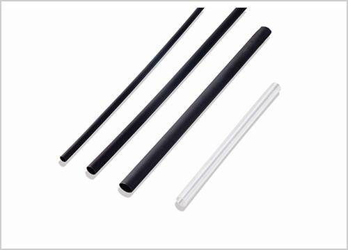 Ultra Low Temperature Halogen Free Flexible Thin Wall Heat Shrinkable Tubing 2:1