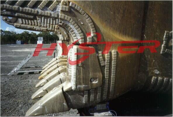 excavator bucket wear parts wear buttons for maintenance