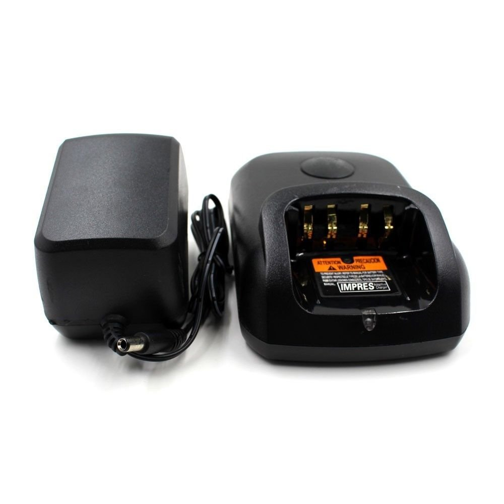 110-240V NI-MH Li-ion Rapid Desktop Charger as WPLN4232A for Motorola MotoTRBO Radio XPR6500 XPR7500