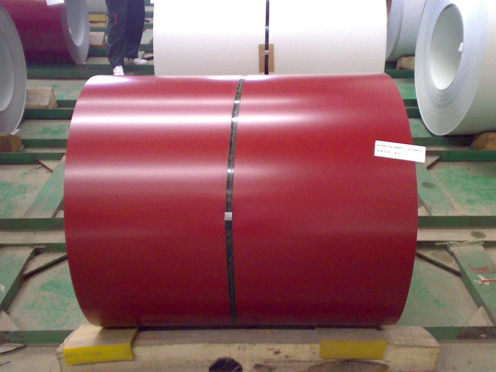 Pre-Painted Galvanized Steel Coil/PPGI for Building Material