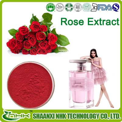 2015 China supplier Health product high quality 10:1 Rose Extract