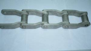 High Quality Steel Welded Type Cranked Link Chain (OEM)