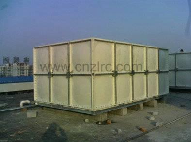 FRP water tank/frp panel tanks