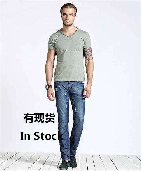 JV-S003 New modle jeans for man