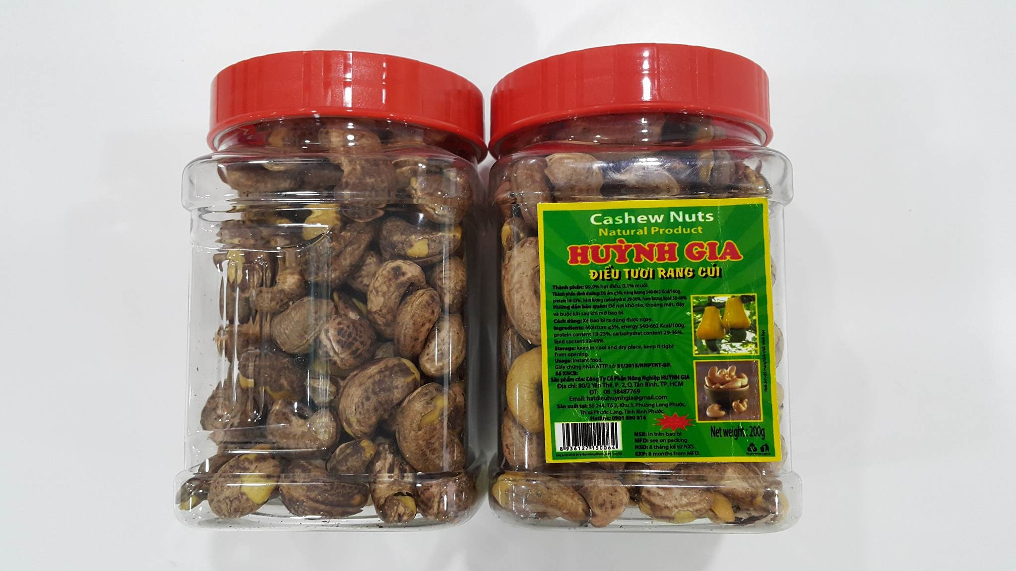 Salted Cashew Nuts Price