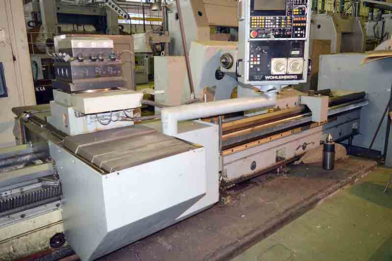 CNC Turning Machines U1070S CNC Wohlenberg