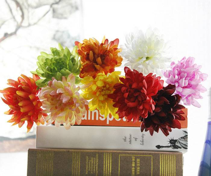 chrysanthemum artificial flower