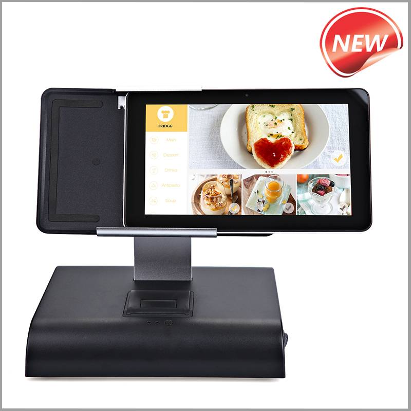 China factory tablet cash register payment terminal with software