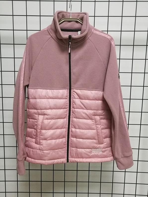 Ladies Micro fleece Leisure Jacket