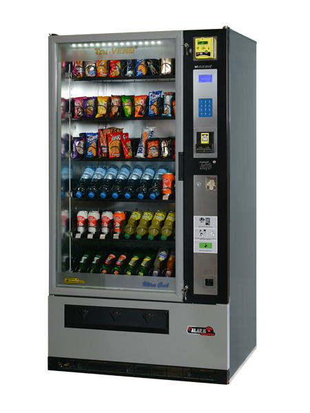 High Capacity Snack Vending Machine