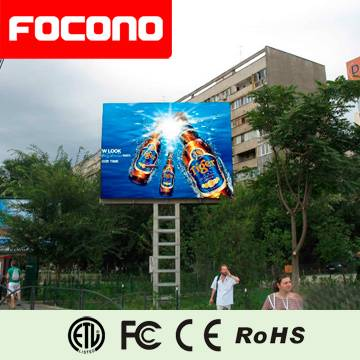 Full Color Big Outdoor Led Display