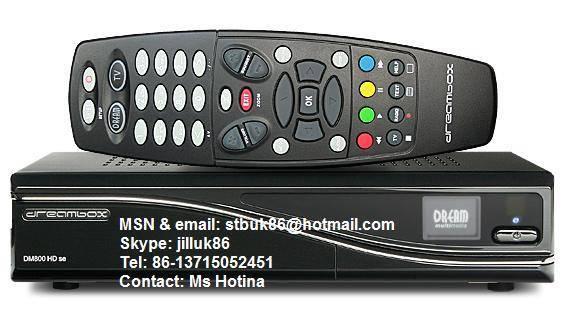 Dreambox DM800HD-SE