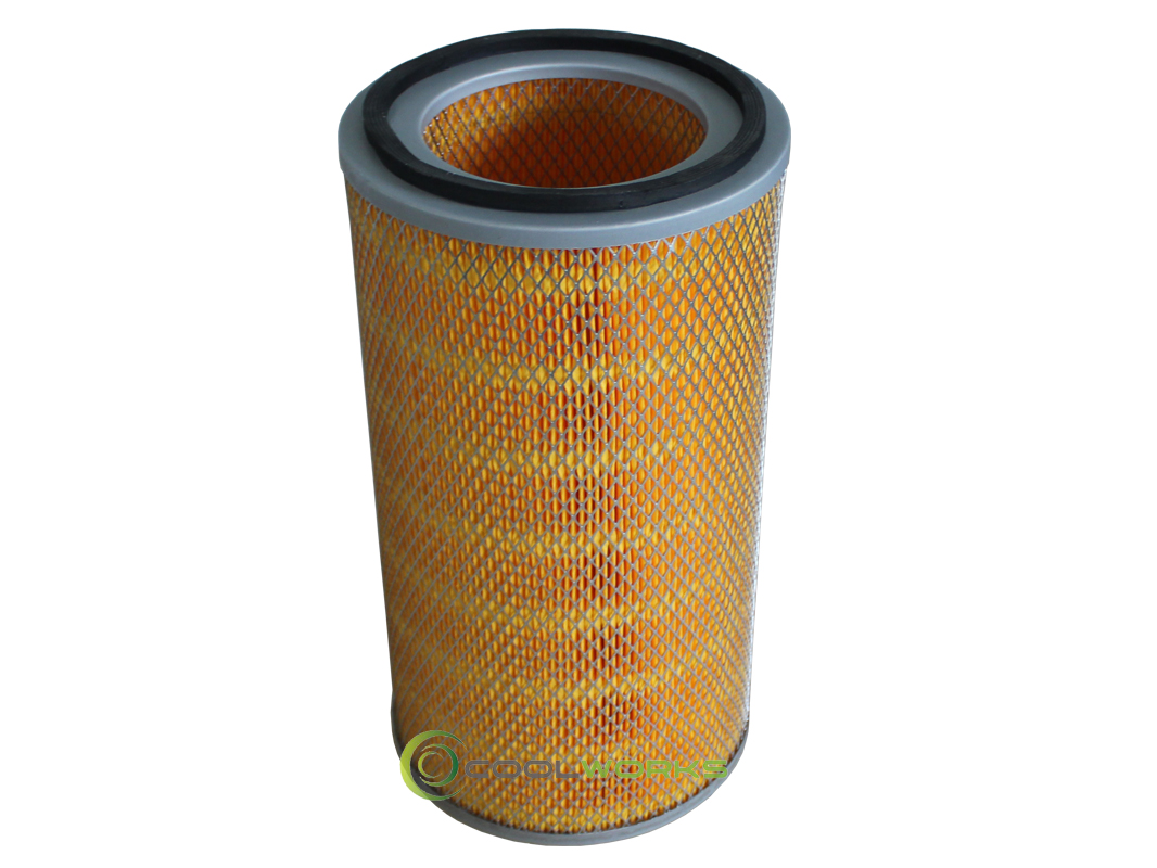The Replacement of Air Filter 1619279800 for Atlas Copco Compressors