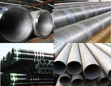 Alloy Steel Pipe/SSAW & ERW steel pipe/API pipe/semaless