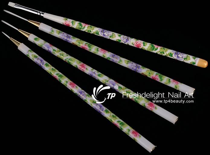 Painting Flower Brush Set