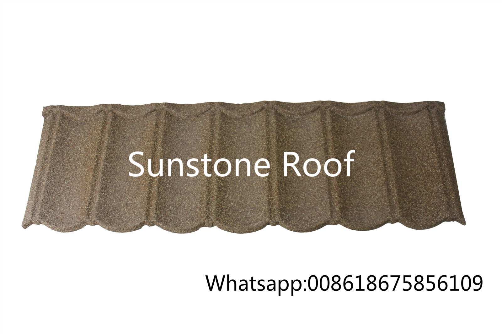 Stone coated metal roof tiles executive1360420mm