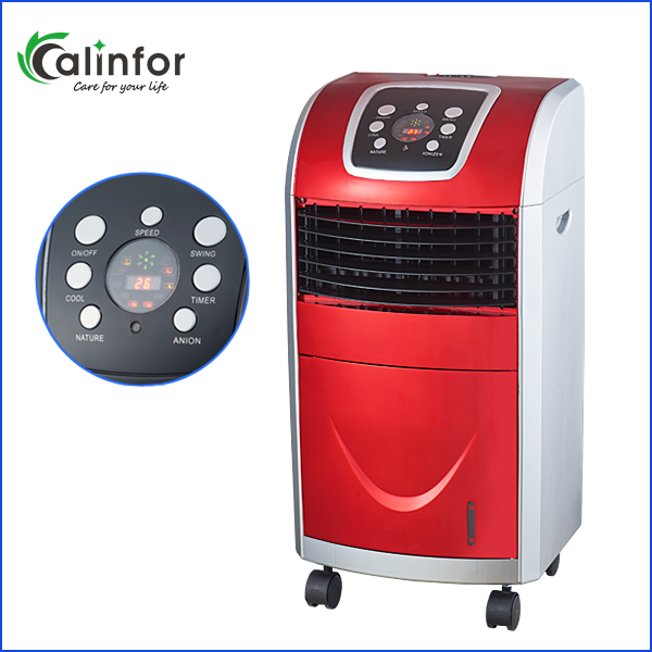 Calinfor small beautiful indoor air cooler series with strong wind