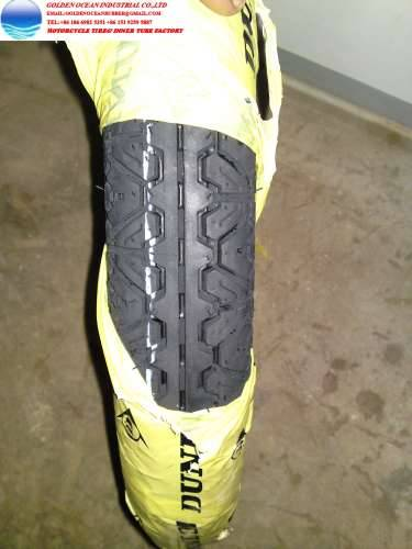 dunlop high grip 300-17 motorcycle tire bajaji for Uganda market
