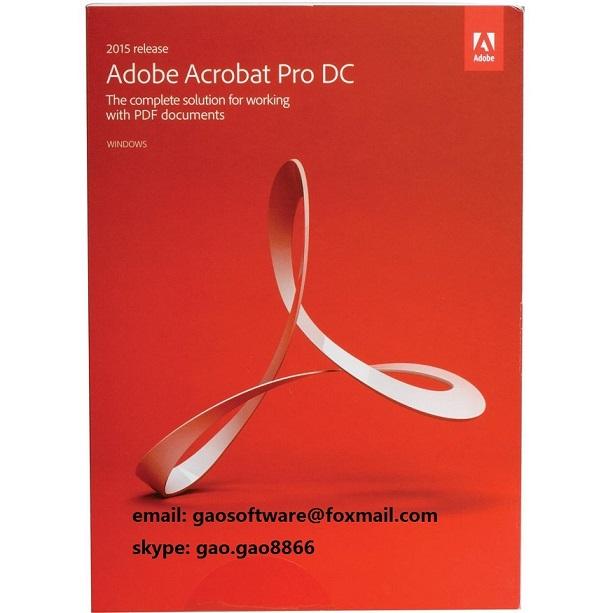 adobe acrobat pro dc key serial code