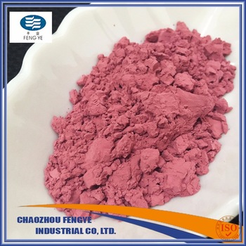 Raw material color coating powder bulk pigment powder ceramic glaze
