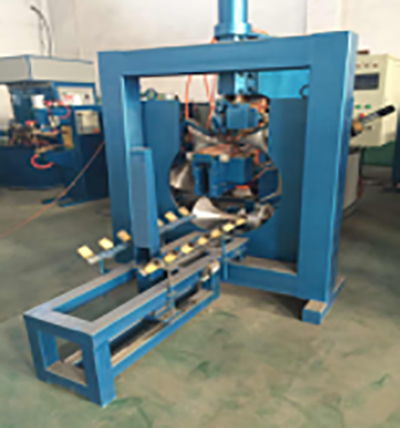 Automatic Stacking After Spot Welding / Free Spot Stacking Welding Machine