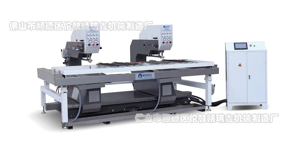 SSZ080 Full-auto Horizental Double-Glass Drilling Machine