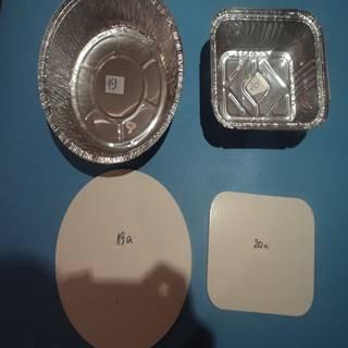 Aluminium Foil Containers,Foil laminated-Paper Boards Covers,Foil laminated Paper-Boards lids,Lamina
