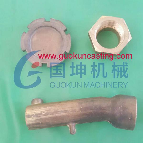 China Brass Forging