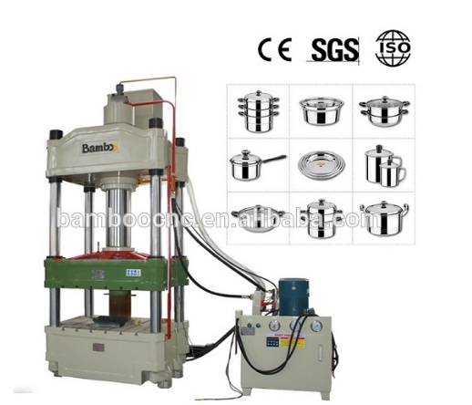 Y32 200 ton Four Column Hydraulic Press Machine