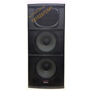 Actproaudio Outdoor Indoor Full Range Frequency High Power Double 15 Inch Loudspeaker