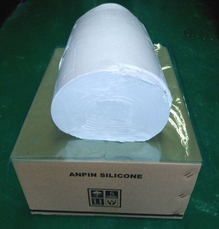 Ceramifiable Silicone Rubber Compound for Fire Resistant Cable
