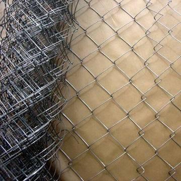 Woven Diamond Wire Mesh/ Chain Link Fabric Mesh