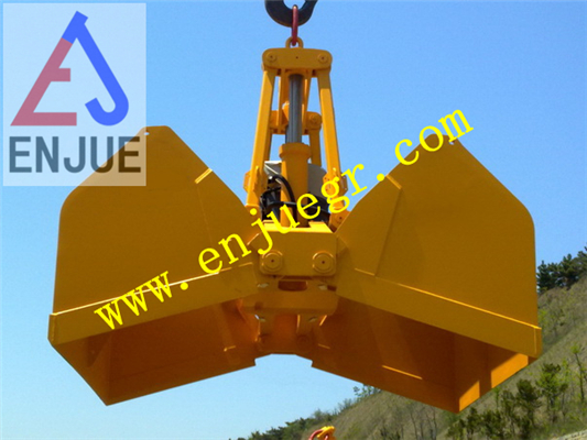 Motor Hydraulic Stone Grab or Metal Grab