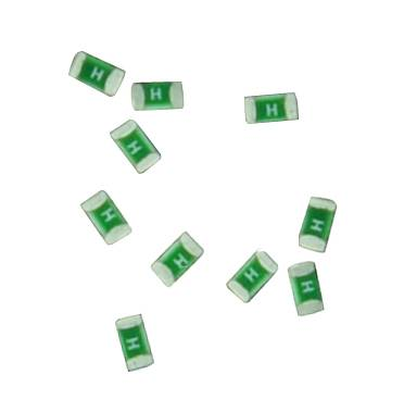 1206 chip fuses, 125V/72V/63V/32V/24V slow blow 1A