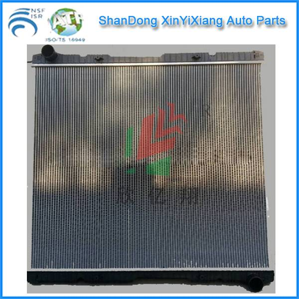 OE1527653 auto Radiator for cooling system SCANIA R-SERIES (04-)