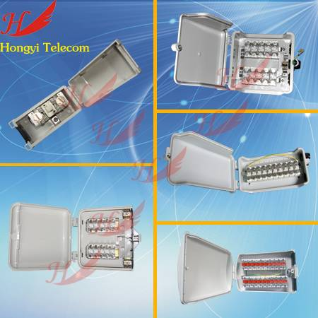 1 pair STB module with box