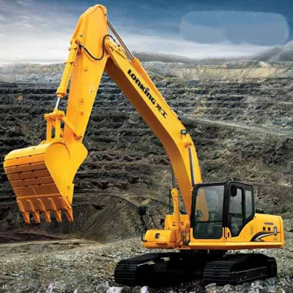 21 Ton Excavator DM6240 with Commins Engine