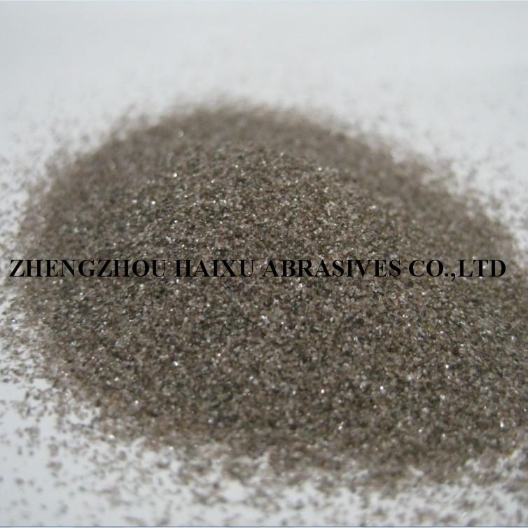 Sandblasting brown aluminum oxide samd