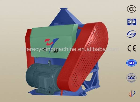 Rubber Fine Crusher Machine in Tire Rubber Recycling Production Line