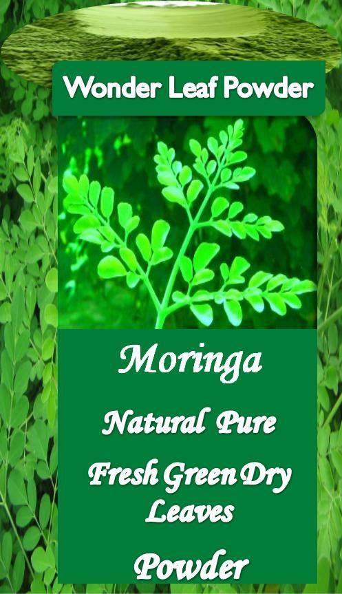High value Moringa Oleifera Leaf Powder