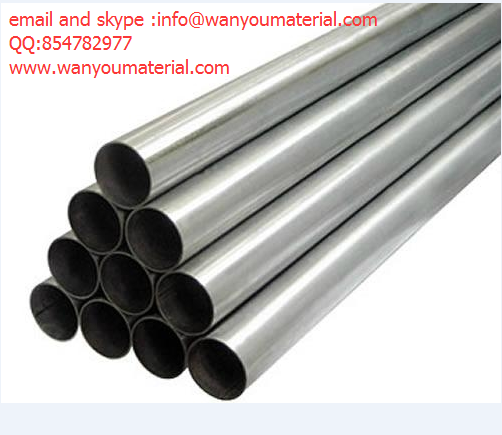 Inox 304 Seamless Stainless Steel Pipe/Tube