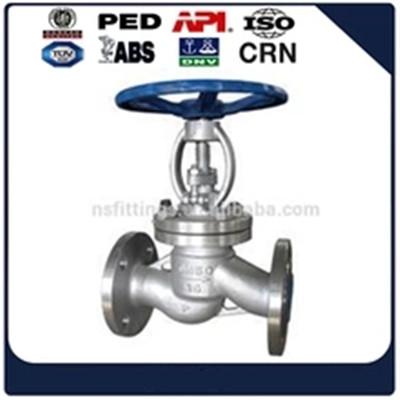 Precision stainless steel casting ball valve custom processing globe valve J41H